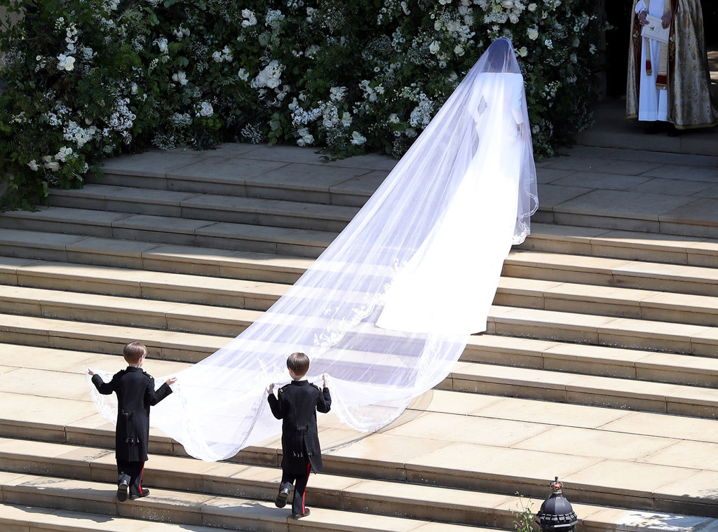 Meghan Markle, Royal Wedding, Page Boys